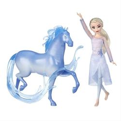 Набор игровой Disney Princess Hasbro Холодное сердце 2 Нокк и Эльза