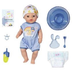 Кукла Zapf Creation Baby Born Нежное прикосновение мальчик
