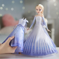 Кукла Disney Frozen Холодное Сердце 2 Эльза в королевском наряде
