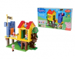 Конструктор дом на дереве Peppa Pig