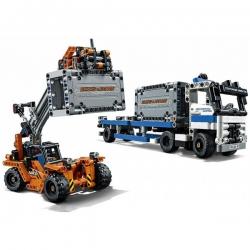 LEGO Technic 42062 Контейнерный терминал Конструктор