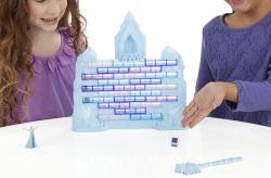 Игра настольная Дженга Холодное сердце