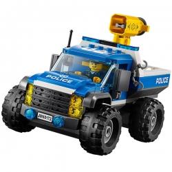 Конструктор LEGO Погоня по грунтовой дороге City Police 60172