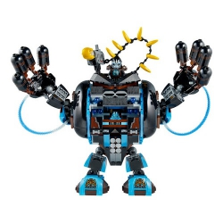 Конструктор Лего Боевая машина Гориллы Горзана Lego Legends of Chima 70008