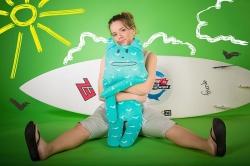 Игрушка Крафтхолик Craftholic SURFER KORAT L-size