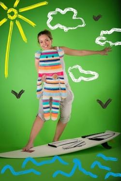 Игрушка Крафтхолик Craftholic SURFER LORIS L-size