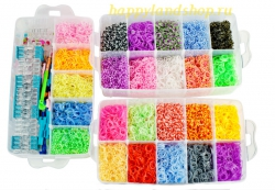 Band-SUPER MEGA 3-х этажный набор для плетения браслетов