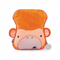 "Подушка с пледиком ""Обезьянка"" Trunki SnooziHedz Monkey"