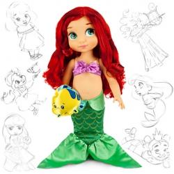 Кукла Ариэль в детстве Дисней 40 см (DisneyStore Ariel)