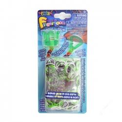 Finger loom (зеленый) Набор для плетения браслетов
