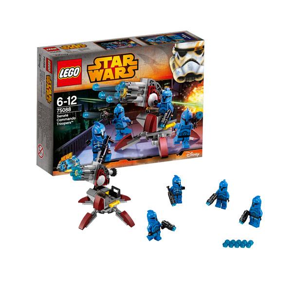 """Конструктор """"Элитное подразделение"""" Lego Star Wars 75088"""