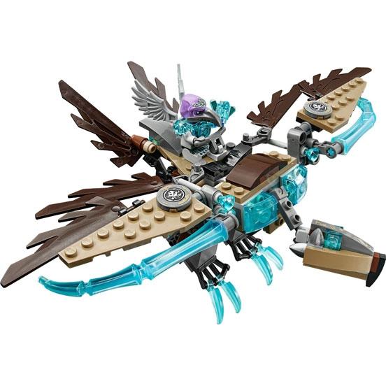 Лего 70141 Ледяной планер Варди