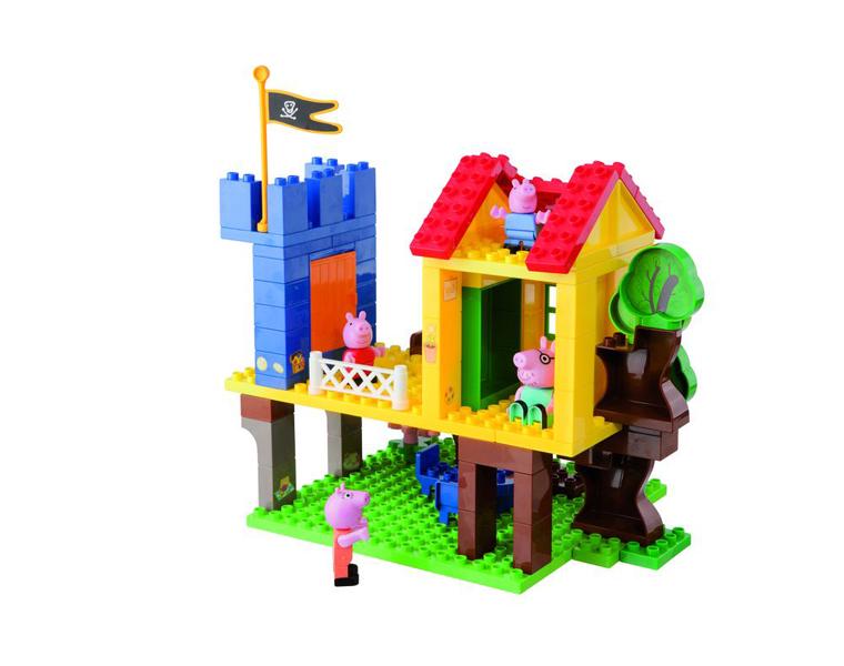 Конструктор «Дом на дереве» Свинка Пеппа