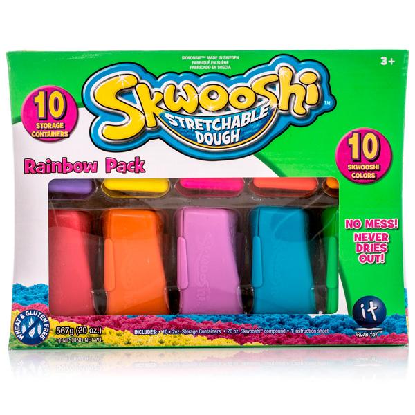 Skwooshi Сквуши Масса для лепки в контейнере