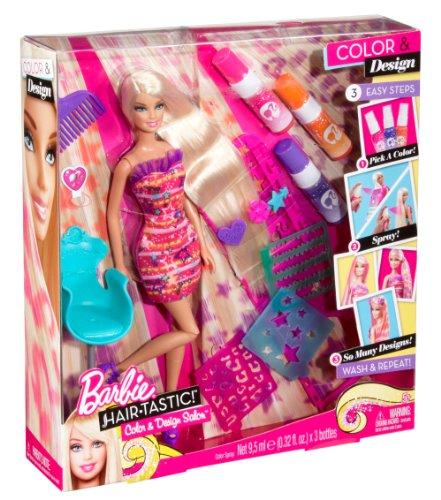 """Кукла Барби """"Салон причесок"""""""