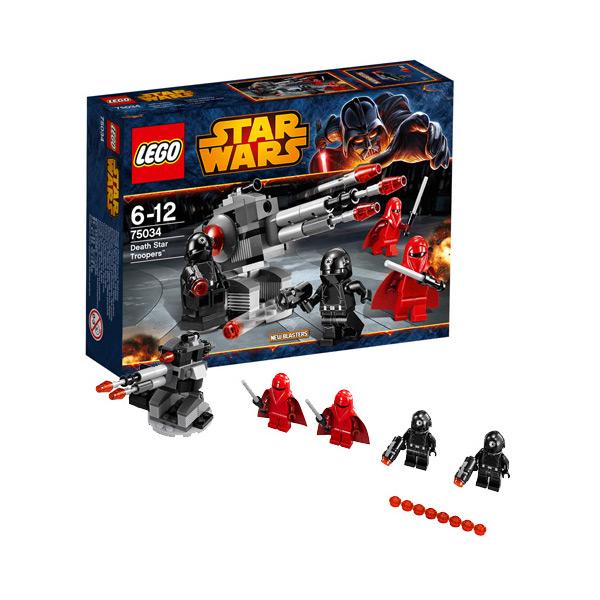"""Конструктор """"Воины Звезды Смерти"""" Lego Star Wars 75034"""