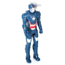 IRON MAN Серия Титаны: Iron Patriot HASBRO