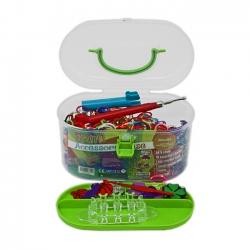 Mega Tail набор для плетения браслетов из резиночек