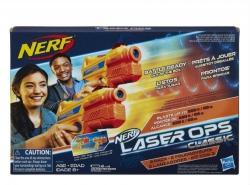 Набор из 2-х бластеров NERF Laser Ops Classic Ion 2-Pack