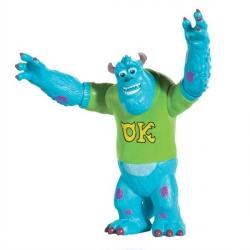 """Игрушка  Салли из мультфильма  """"Университет монстров"""". Sulley Disney Monster University."""