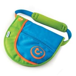 Сумка-седло для чемоданчика TRUNKI (голубая)