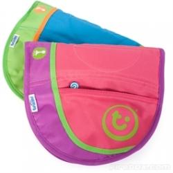 Сумка-седло для чемоданчика TRUNKI (розовая)