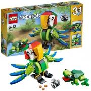 """Конструктор """"Животные джунглей"""" Lego Creator 31031"""
