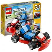 """Конструктор """"Красный гоночный карт"""" Lego Creator 31030"""