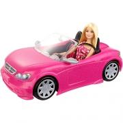 Барби с кабриолетом