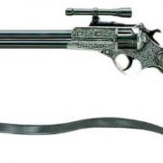 Ружье с прицелом литое Enfield