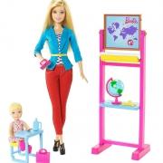 Барби Серия Кем Быть? Игровой Набор Учительница