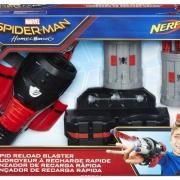 Бластер Нёрф Человек-паук