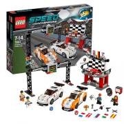 """Конструктор """"Финишная линия Порше"""" Lego Speed Champions 75912"""