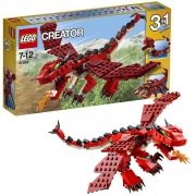 """Конструктор """"Огнедышащий дракон"""" Lego Creator 31032"""