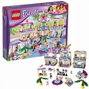 "Конструктор ""Торговый центр  Хартлейк Сити"" Lego Friends 41058"