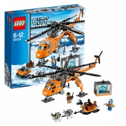 """Конструктор """"Арктический вертолет"""" Lego City 60034"""