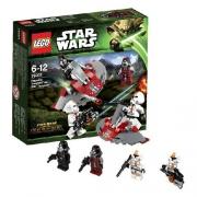"""Конструктор """"Солдаты Республики против воинов Ситхов""""Lego Star Wars 75001"""
