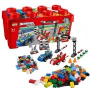 """Конструктор """"Ралли на гоночных автомобилях"""" Lego Duplo"""
