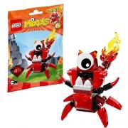 Lego Mixels Фламзер