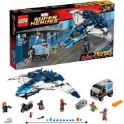 "Конструктор  ""Погоня на Квинджете Мстителей"" Lego Superheroes 76032"