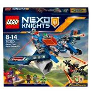 Конструктор Lego 70320 Nexo Knights Аэроарбалет Аарона