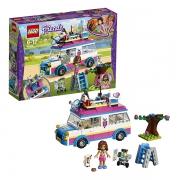 LEGO Friends Передвижная научная лаборатория Оливии Friends 41333