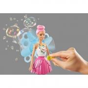 Кукла Барби Дримтопия Фея с волшебными пузырьками