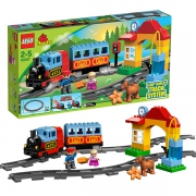 """Конструктор """"Мой первый поезд"""" Lego Duplo"""