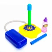 Ракета с мыльными пузырями