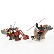 """Игровой набор """"Звездные войны"""" Hero Mashers - Спидер джедая и Энакин Скайуокер"""
