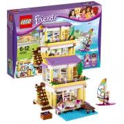 """Конструктор """"Пляжный домик Стефани"""" Lego Friends 41037"""