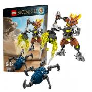 """Конструктор """"Страж камня"""" Lego Bionicle 70779"""