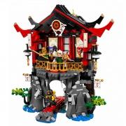 LEGO NINJAGO Храм Воскресения 70643
