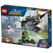 Конструктор LEGO Super Heroes 76096 Супермен и Крипто объединяют усилия